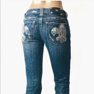 MISS ME Hancock Park Bootcut Jeans JP5005A